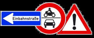 PDF Verkehrszeichen