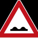 Zeichen 112 Unebene Fahrbahn