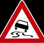 Zeichen 114 Schleuder- oder Rutschgefahr