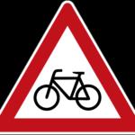 Zeichen 138-10 Radverkehr – Aufstellung rechts