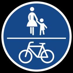 Zeichen_240_Gemeinsamer_Geh-und_Radweg