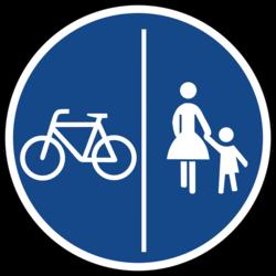 Zeichen_241_Getrennter_Rad-und_Gehweg