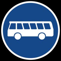 Zeichen_245_Bussonderfahrstreifen