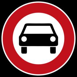 Zeichen_251_Verbot_fuer_Kraftwagen